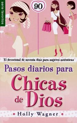 Pasos Diarios para Chicas de Dios (Rústica)