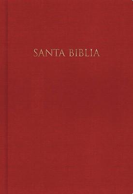 Biblia para Regalos y Premios Tapa Dura Roja (Tapa Dura)