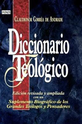 DICCIONARIO TEOLOGICO - PATMOS (Tapa Dura)