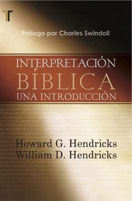 INTERPRETACION BIBLICA UNA INTRODUCCION (Rústica)