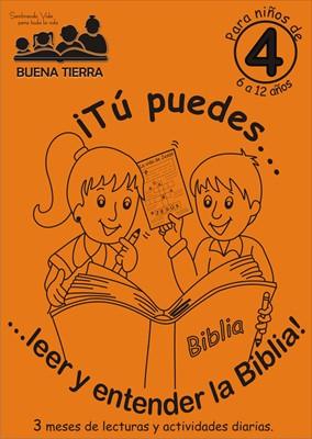 Tu Puedes Leer y Entender la Biblia (Rústica )