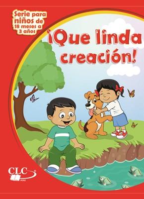 Que Linda Creación (Rústica)