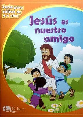 Jesús es Nuestro Amigo (Rústica)