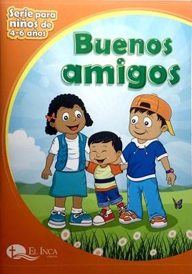 Buenos Amigos (Rústica )