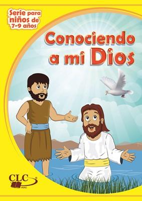 Conociendo a mi Dios (Rústica )