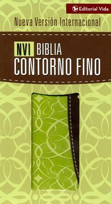 Biblia Contorno Fino (Piel)