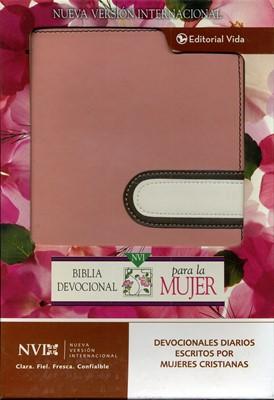 Biblia Devocional Para la Mujer (Piel Italiana)