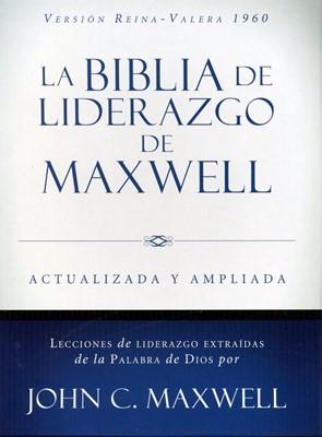 Biblia De liderazgo De Maxwell (Imitación Piel)