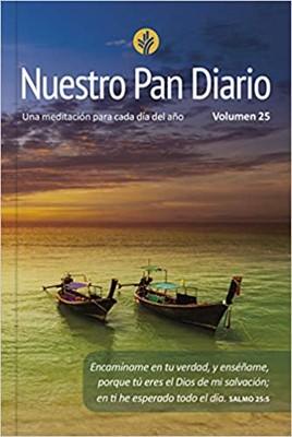 Nuestro Pan Diario 2021 Edición 25 - Paisaje - Bolsillo (Rústica)