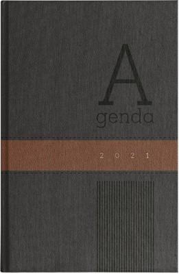 Agenda 2021 Hombre (Semi Piel)