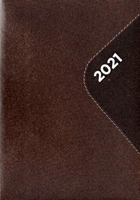 Diario De Promesas Para Tu Vida 2021 (Semi Piel)