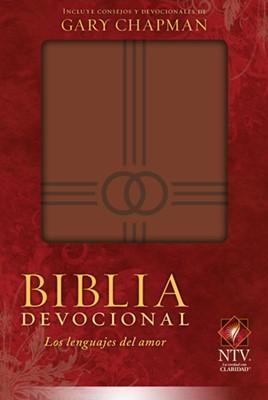 Biblia Devocional Los Lenguajes del Amor (Imitación Piel )