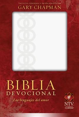 Biblia Devocional Los Lenguajes del Amor (Imitación Piel Blanco)