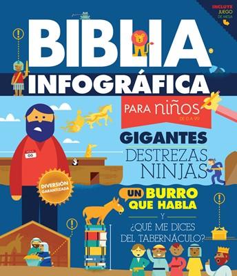 Biblia Infografica (Tapa Dura)