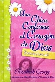 Una Chica Conforme al Corazón de Dios (Tapa Dura acolchada)
