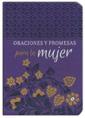 Oraciones y Promesas Para La Mujer (Piel)