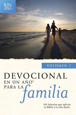 Devocional en un Año para la Familia - Volumen 1 (Rústica)