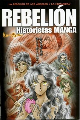 Rebelión - Historietas Manga (Rustica)