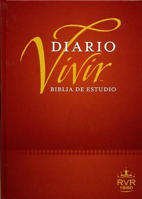 Biblia de Estudio Diario Vivir (Tapa Dura)