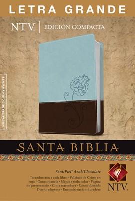 Biblia Edición Compacta - Letra Grande (Piel )