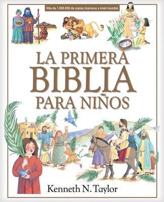 La Primera Biblia Para Niños (Tapa Dura)