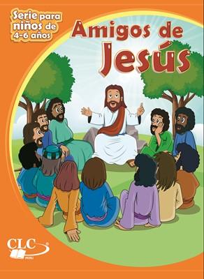 Amigos de Jesús (Rustica )
