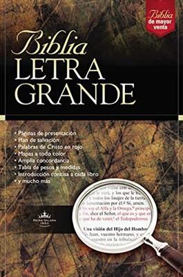 Biblia Letra Grande (Semi Piel )