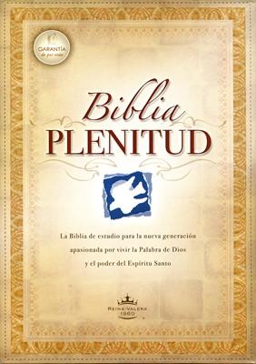 Biblia de Estudio Plenitud (Tapa Dura)