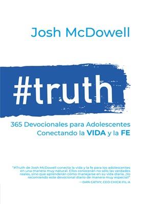 #Truth/ 365 Devocionales Para Adolescentes (Rústica)