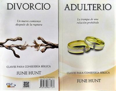 Adulterio y Divorcio 2 Libros en 1 (Rústica)
