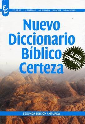 Nuevo Diccionario Bíblico Certeza (Tapa Dura )