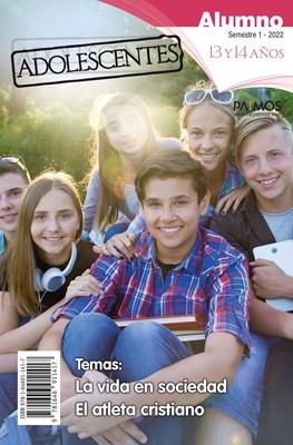 Adolescentes de 13 y 14 Años (Rústica )