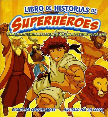Libro de Historias de Superhéroes (Tapa Dura)