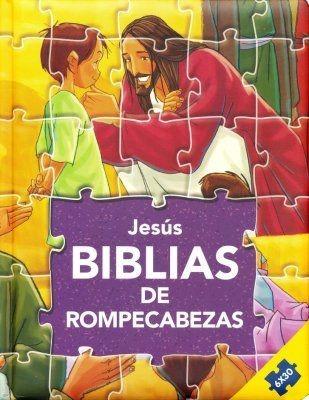 Biblias de Rompecabezas (Tapa Dura Acolchada)