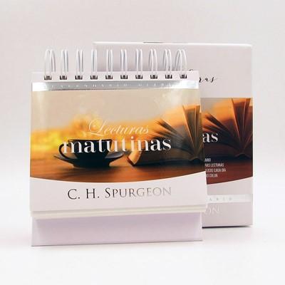 365 LECTURAS MATUTINAS INSPIRADORAS CH SPURGEON (Anillado) [Calendario]