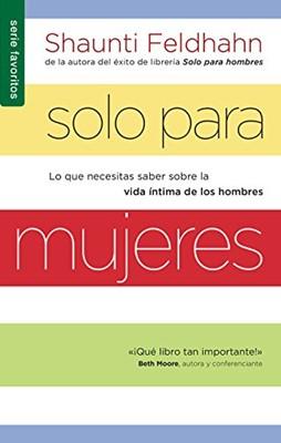 Solo Para Mujeres (Rústica)