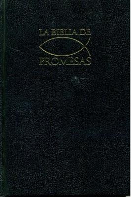 Biblia de Promesas Tapa Dura (Tapa Dura)