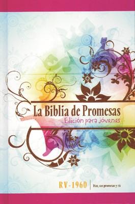 Biblia de Promesas - Edición para Jóvenes (Tapa Dura)