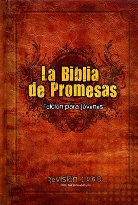 La Biblia de Promesas - Edición para Jóvenes (Tapa Dura)