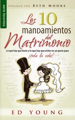 10 Mandamientos del Matrimonio (Rústica)