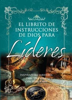 Librito De Instrucciones de Dios Para Lideres (Rustica)