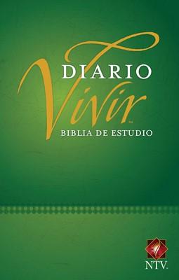 Biblia de Estudio del Diario Vivir - Tamaño Personal (Tapa Dura)
