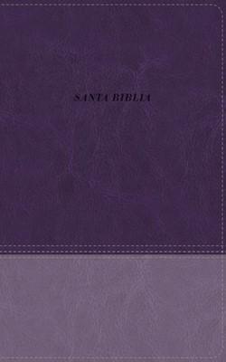 Biblia de las Américas Piel Italiana Lavanda (Imitacion Piel )