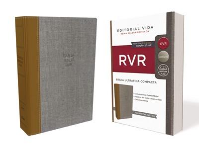 Biblia RVR Ultrafina Compacta Tapa Dura (Tapa Dura)