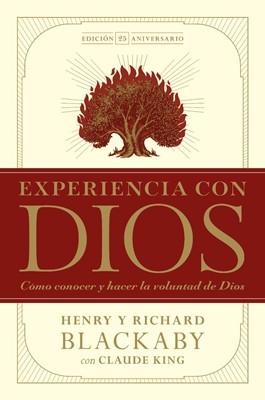 Experiencia con Dios- Edición 25 Aniversario (Tapa Dura)