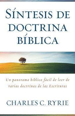 Síntesis de Doctrina Bíblica (Rústica )