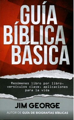 Guía Bíblica Básica (Rústica)
