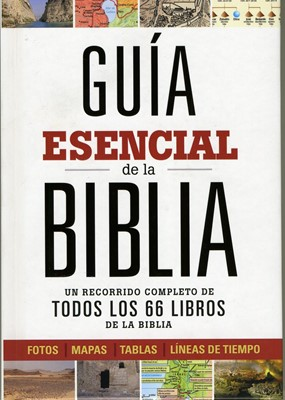 Guía Esencial de la Biblia (Tapa Dura)