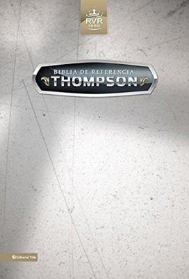 Biblia de Referencia Thompson (Tapa Dura)