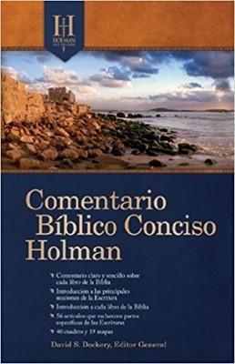 Comentario Bíblico Conciso Holman (Rústica)